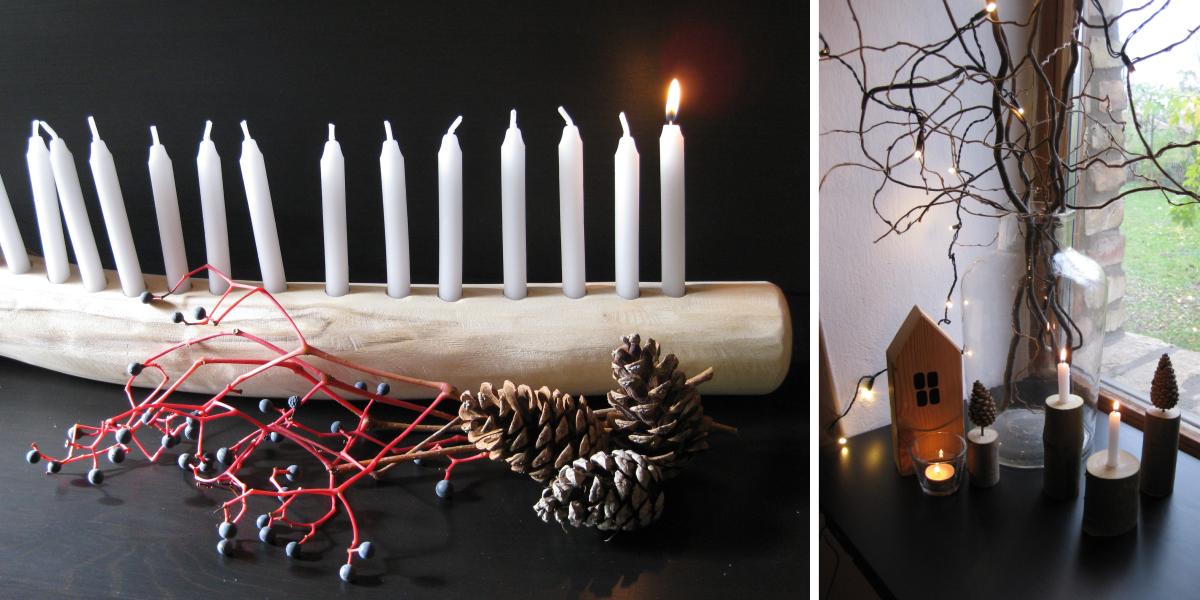 panka&pietro adventi naptár karácsonyi dekor