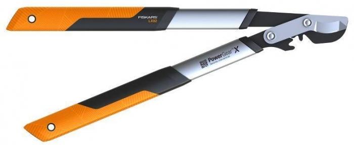 Fiskars PowerGearX™fém fogaskerekes ágvágó (S)1020186