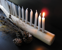 karácsony panka&pietro adventi naptár dekoráció